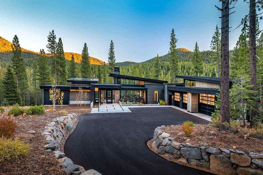 Lovely Modern Home Exterior Design Ideas 07