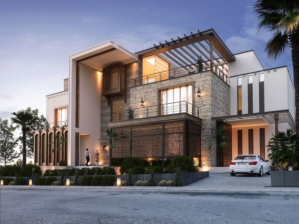Lovely Modern Home Exterior Design Ideas 16