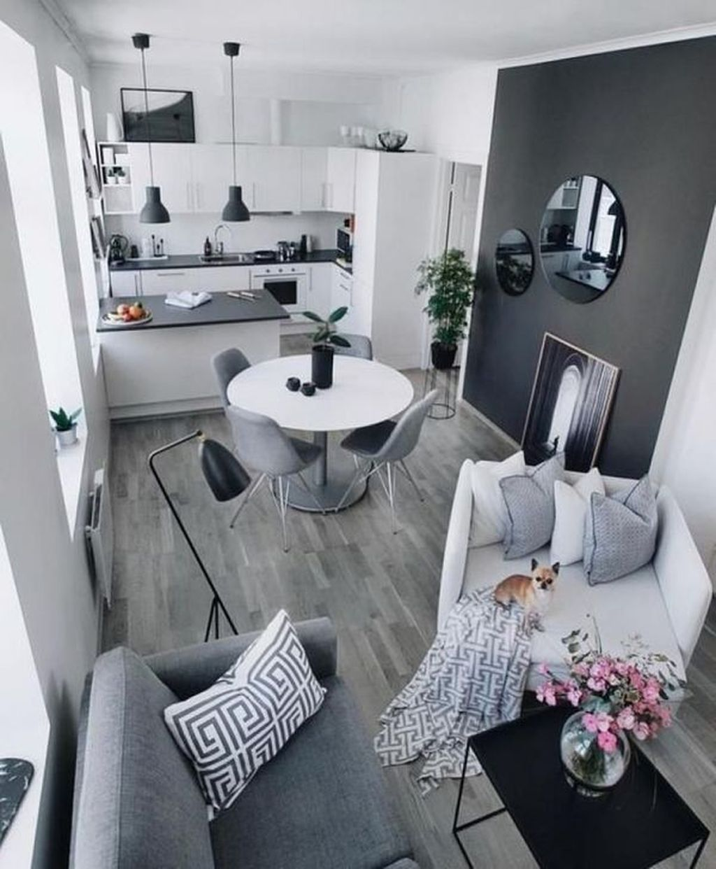 Perfect Small Apartment Decorating Ideas 10