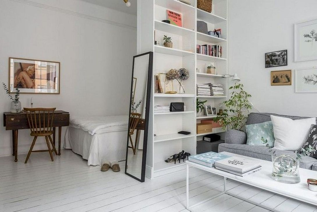Perfect Small Apartment Decorating Ideas 18