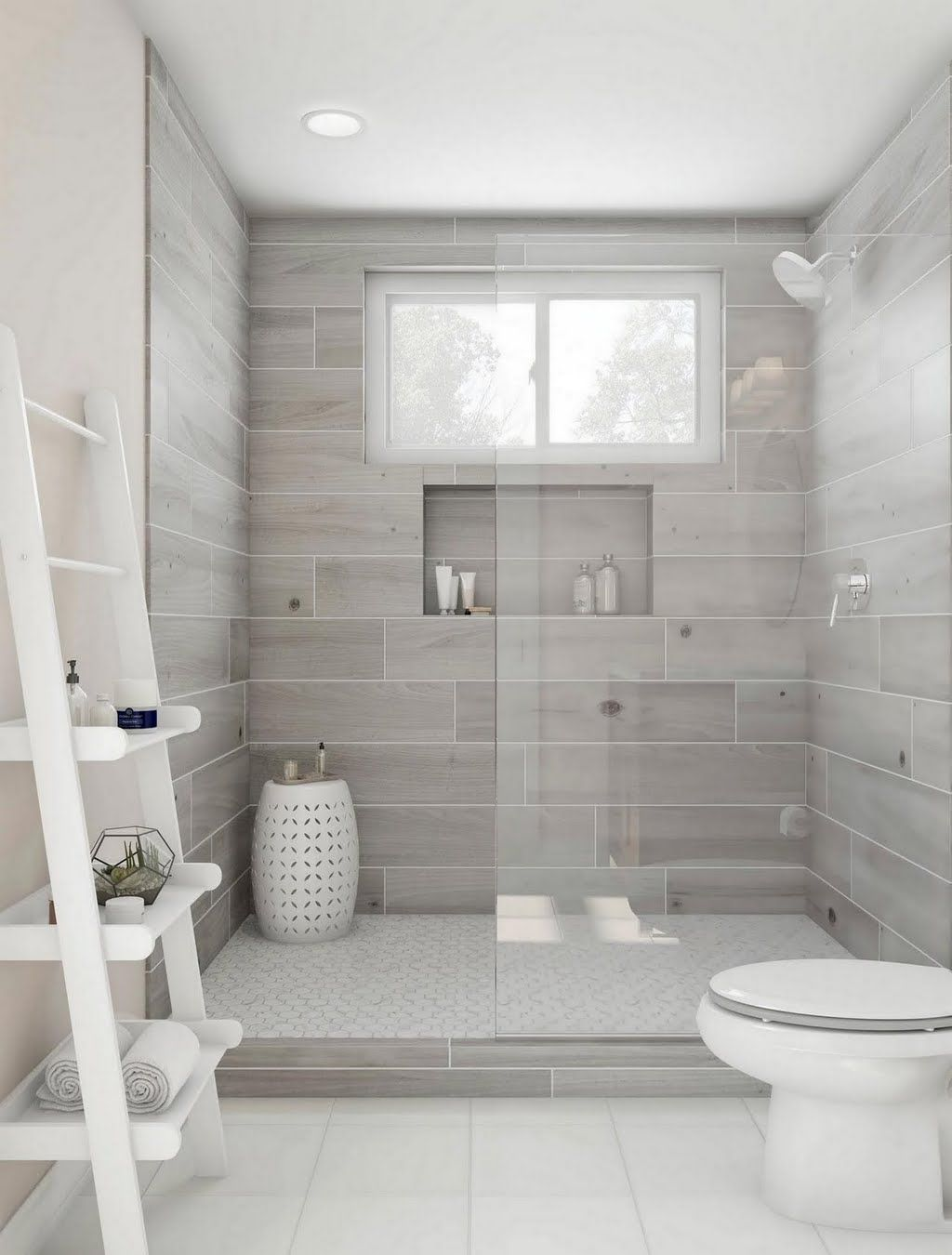 Popular And Stylish Small Master Bathroom Remodel Ideas 11