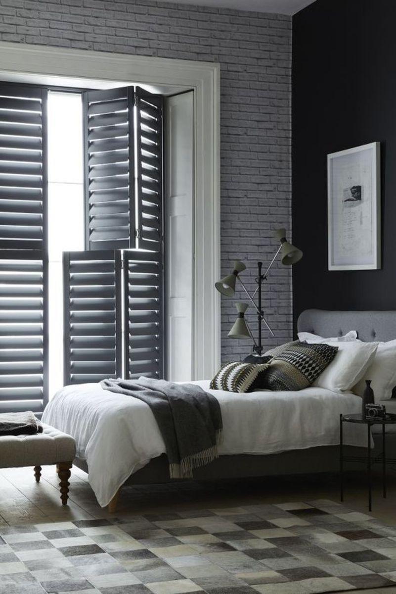 Popular Modern Man Bedroom With Elegant Look 10