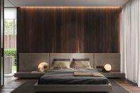 Popular Modern Man Bedroom With Elegant Look 13