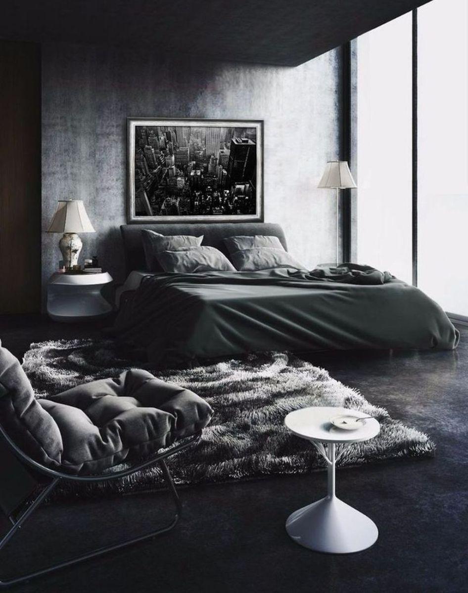 Popular Modern Man Bedroom With Elegant Look 16
