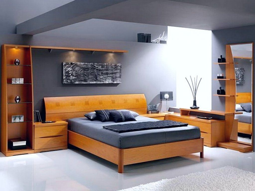 Popular Modern Man Bedroom With Elegant Look 30