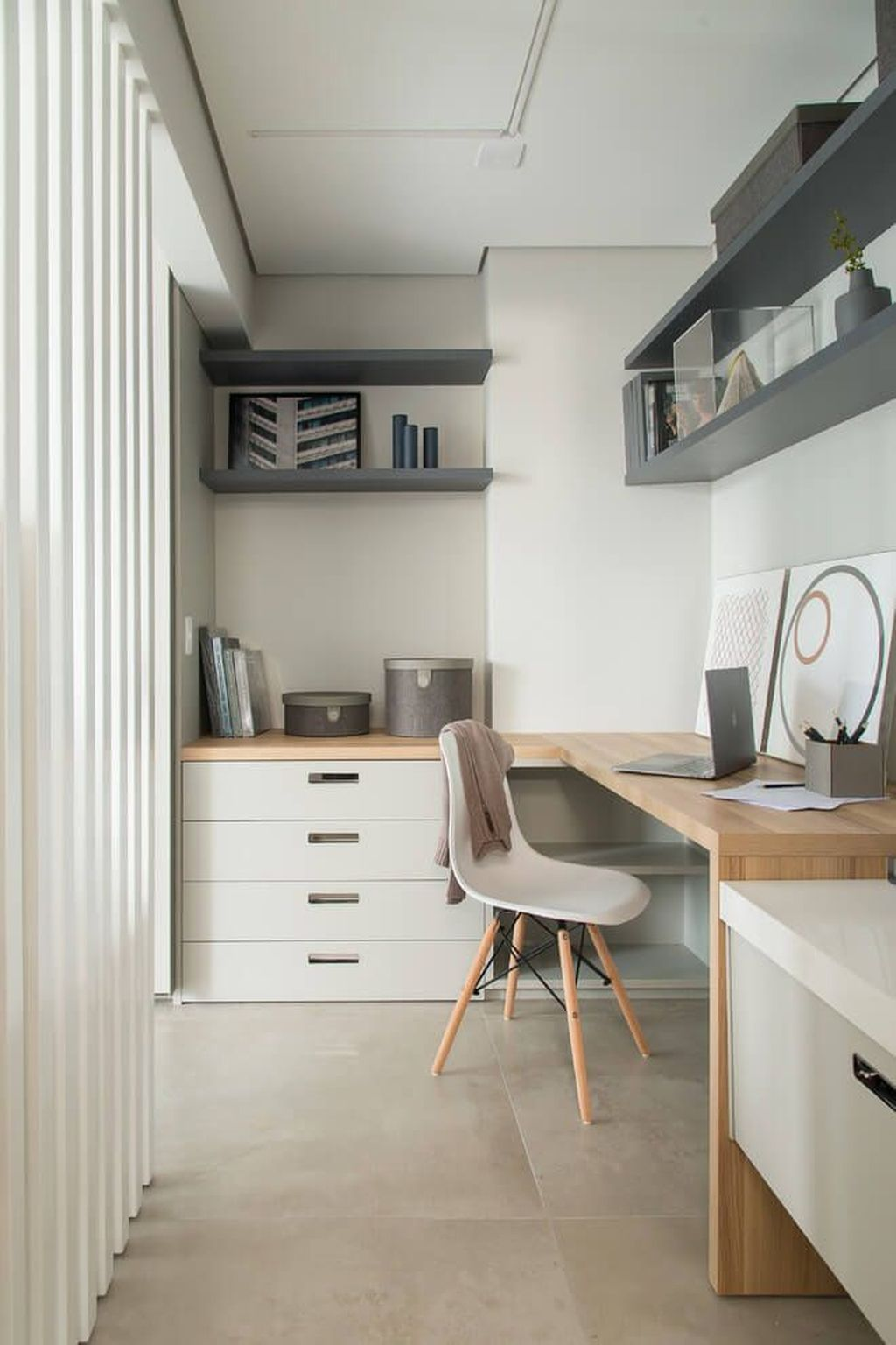 Stunning Modern Home Office Design Ideas 13