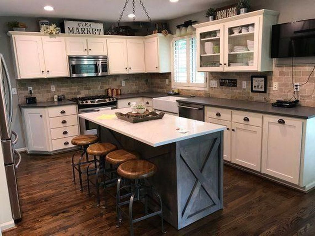 The Best Kitchen Island Ideas You Will Love 29