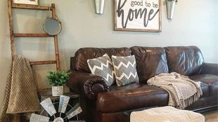 The Best Rustic Home Decor Ideas For Your Living Room 26