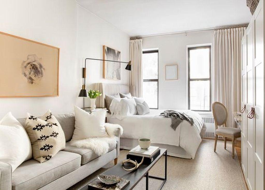 The Best Studio Apartment Layout Design Ideas 02