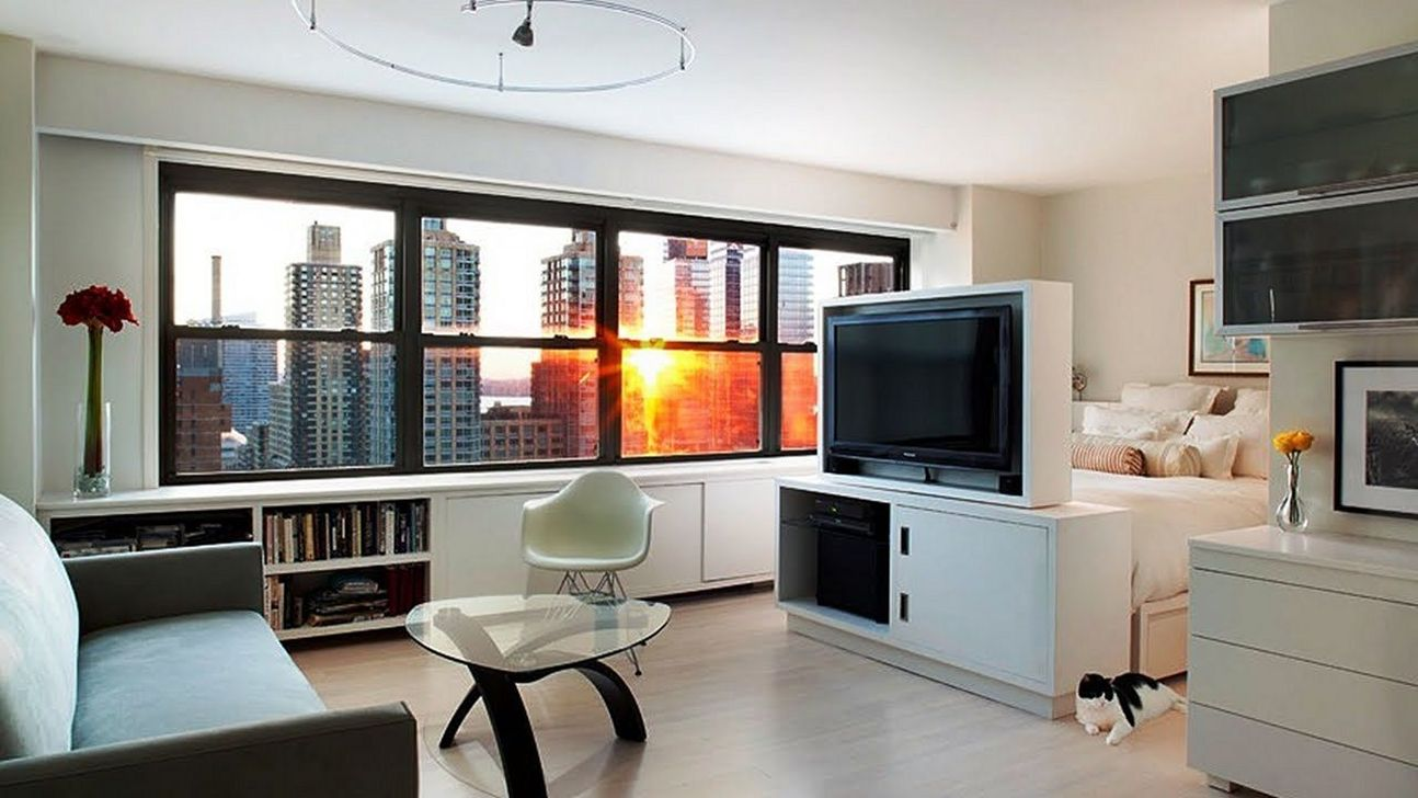 The Best Studio Apartment Layout Design Ideas 03