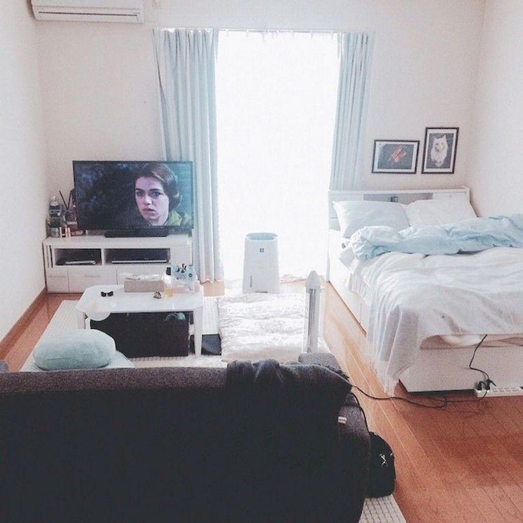 The Best Studio Apartment Layout Design Ideas 11