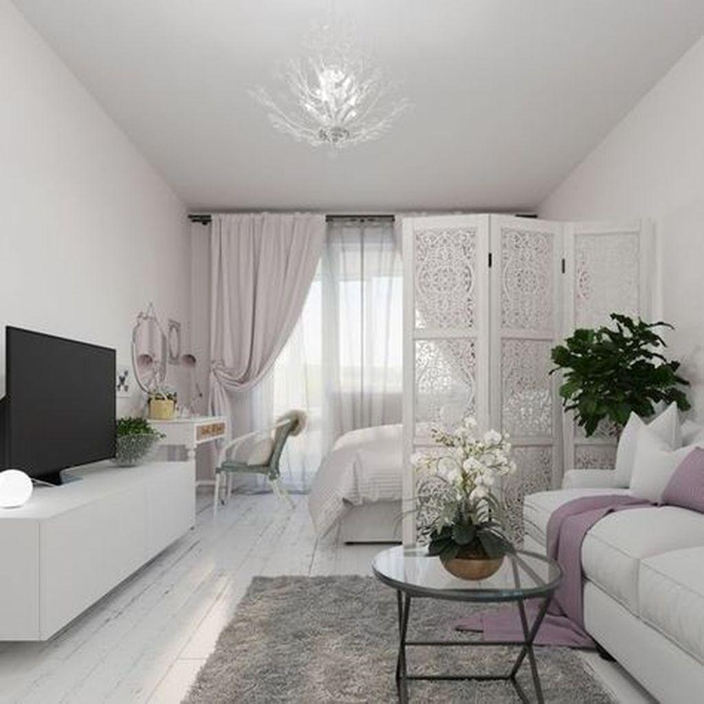 The Best Studio Apartment Layout Design Ideas 24