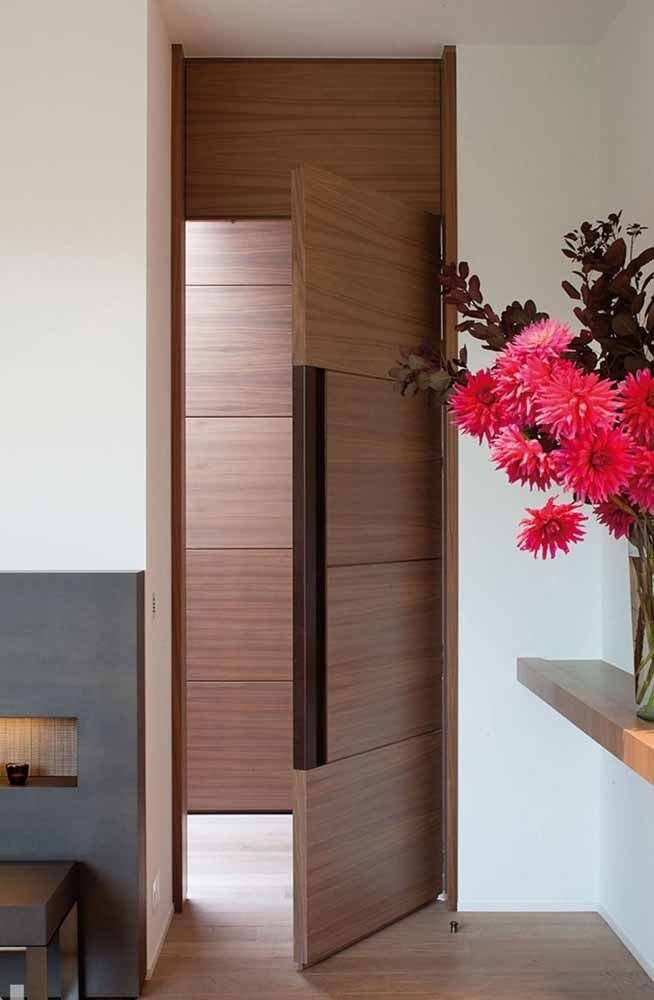 Amazing Modern Door Design Ideas 10