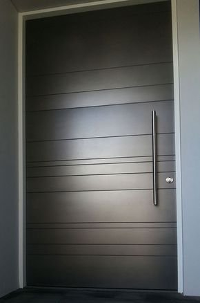 Amazing Modern Door Design Ideas 21