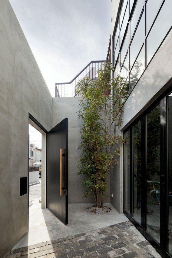Amazing Modern Door Design Ideas 35