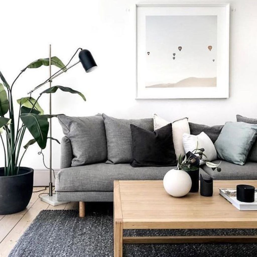 Amazing Scandinavian Living Room Decor Ideas 37