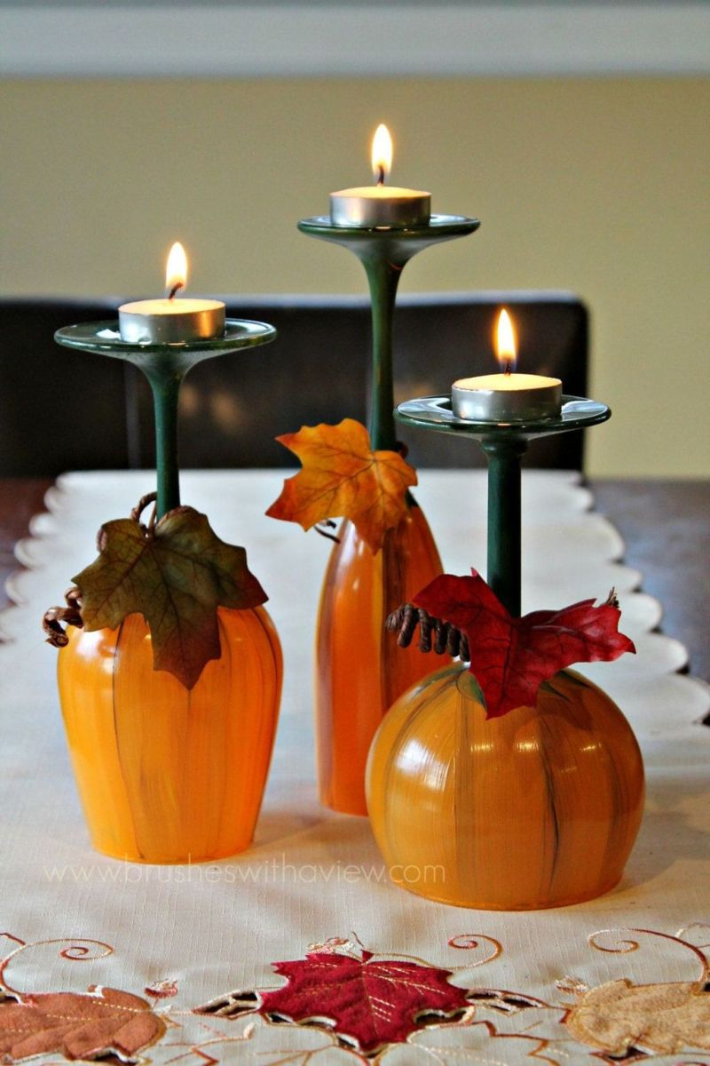Awesome Fall Table Decorations Ideas You Should Apply This Year 01