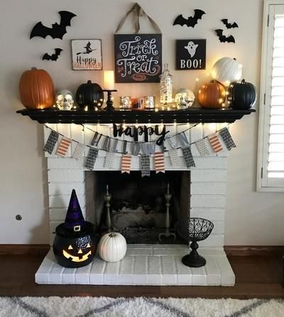 Awesome Spooky Halloweeen Home Decoration Ideas 26