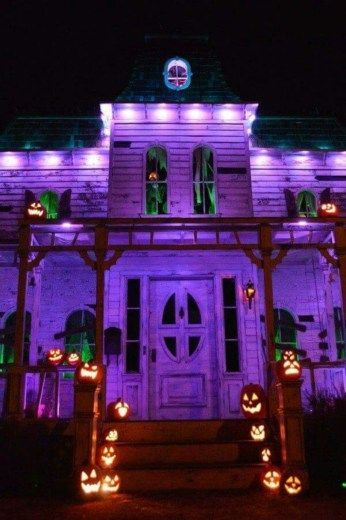 Awesome Spooky Halloweeen Home Decoration Ideas 31