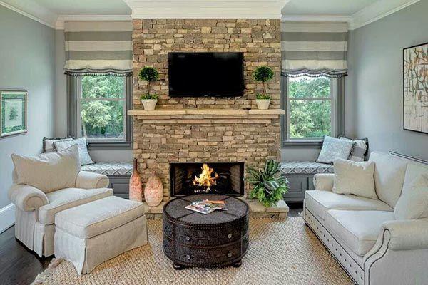 Beautiful Family Room Design Ideas 11 1