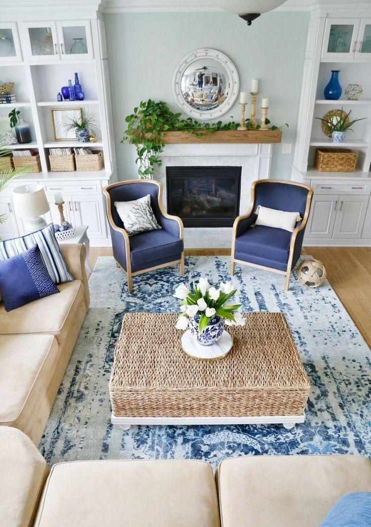 Beautiful Family Room Design Ideas 26