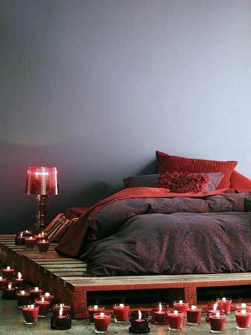Beautiful Romantic Bedroom Lighting Ideas 18