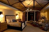 Beautiful Romantic Bedroom Lighting Ideas 22
