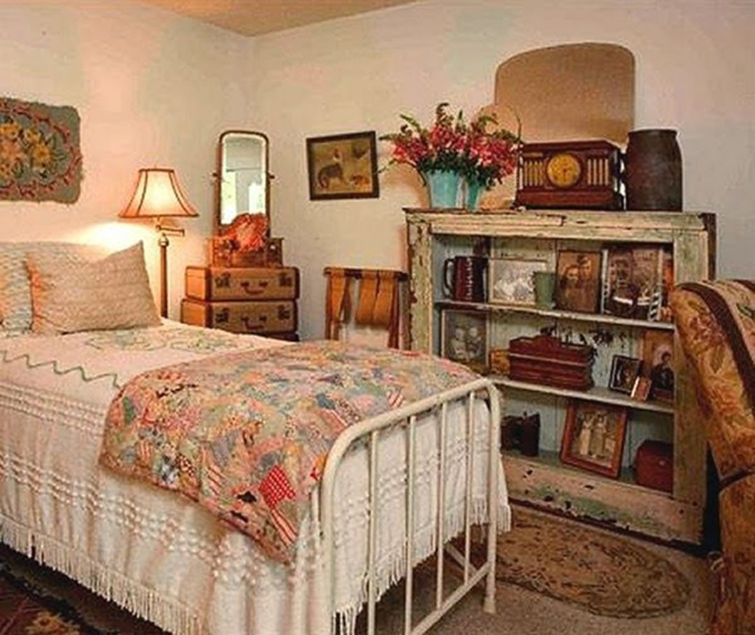Fabulous Country Bedrooms Decorating Ideas 03