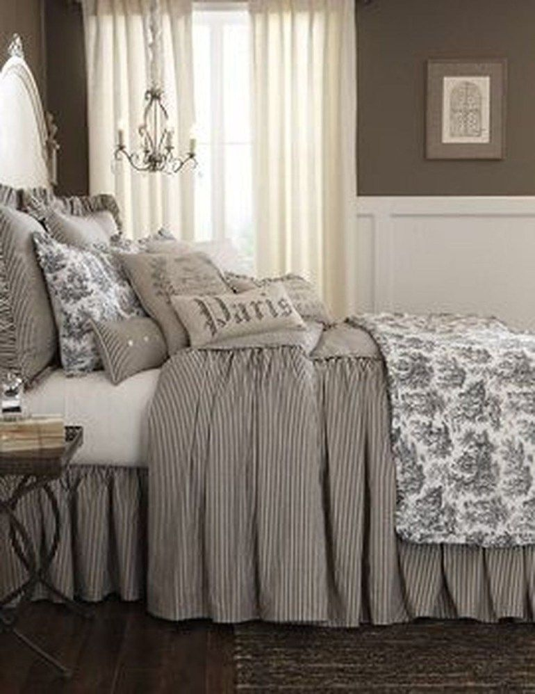 Fabulous Country Bedrooms Decorating Ideas 04