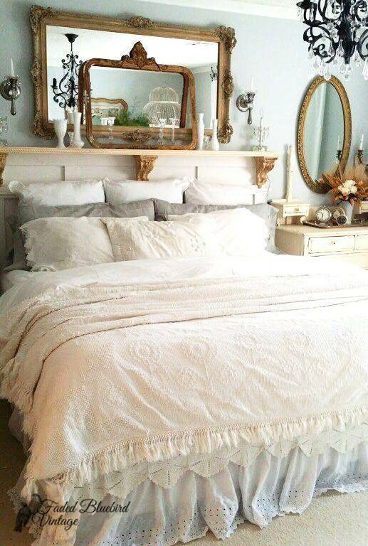 Fabulous Country Bedrooms Decorating Ideas 11