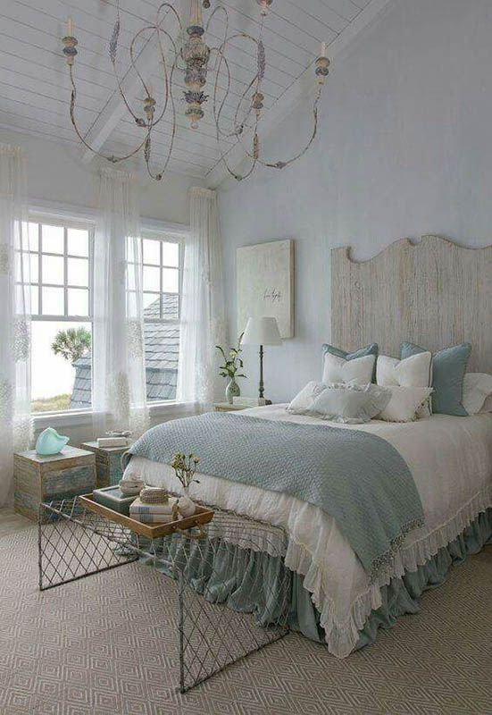 Fabulous Country Bedrooms Decorating Ideas 16