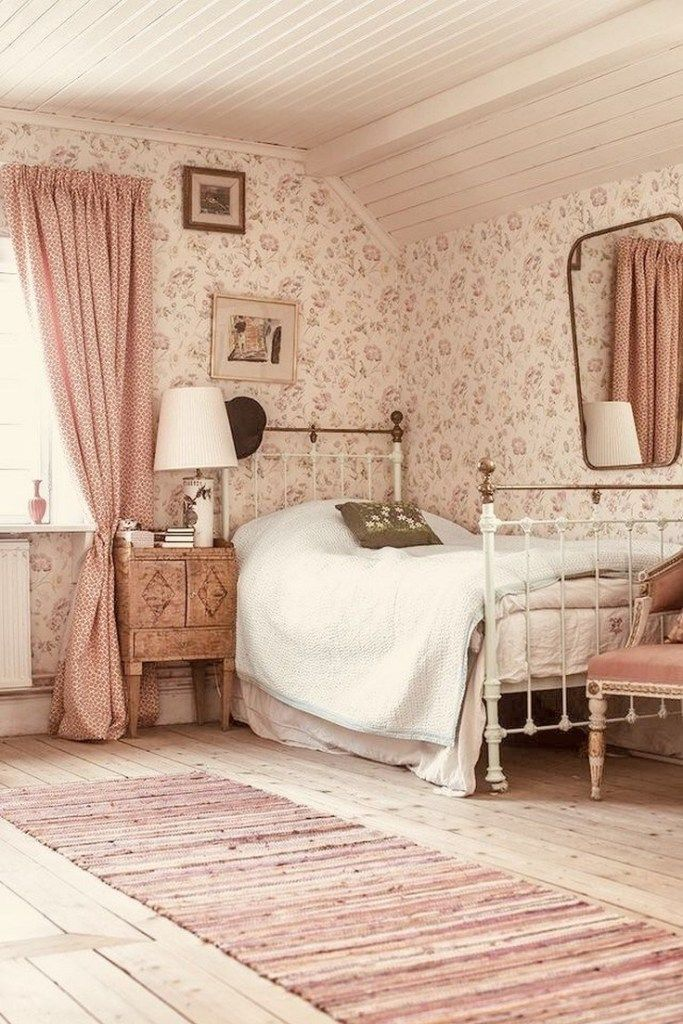 Fabulous Country Bedrooms Decorating Ideas 19