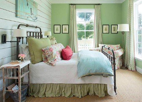 Fabulous Country Bedrooms Decorating Ideas 25