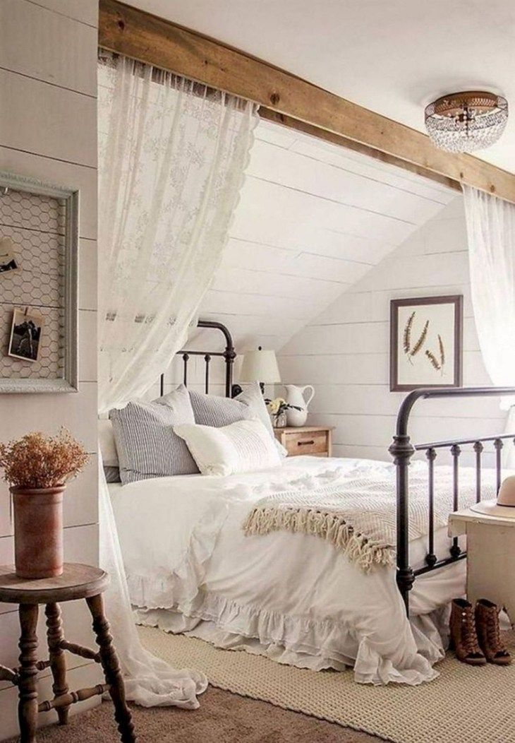 Fabulous Country Bedrooms Decorating Ideas 33
