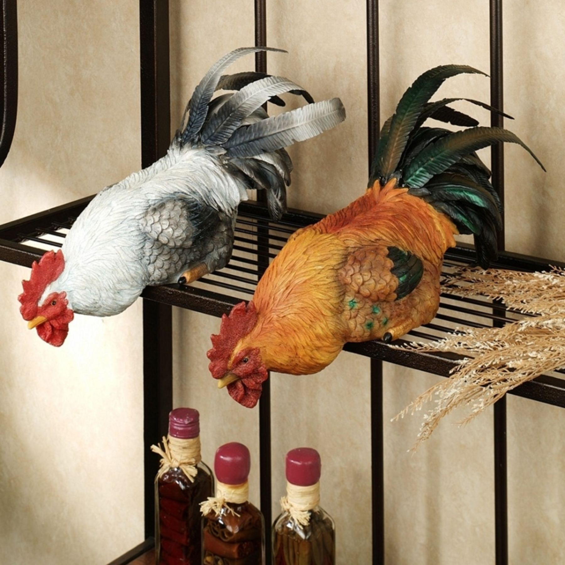 Fabulous Rooster Kitchen Decor Ideas 10