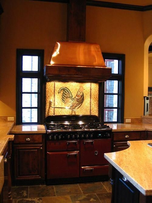 Fabulous Rooster Kitchen Decor Ideas 19