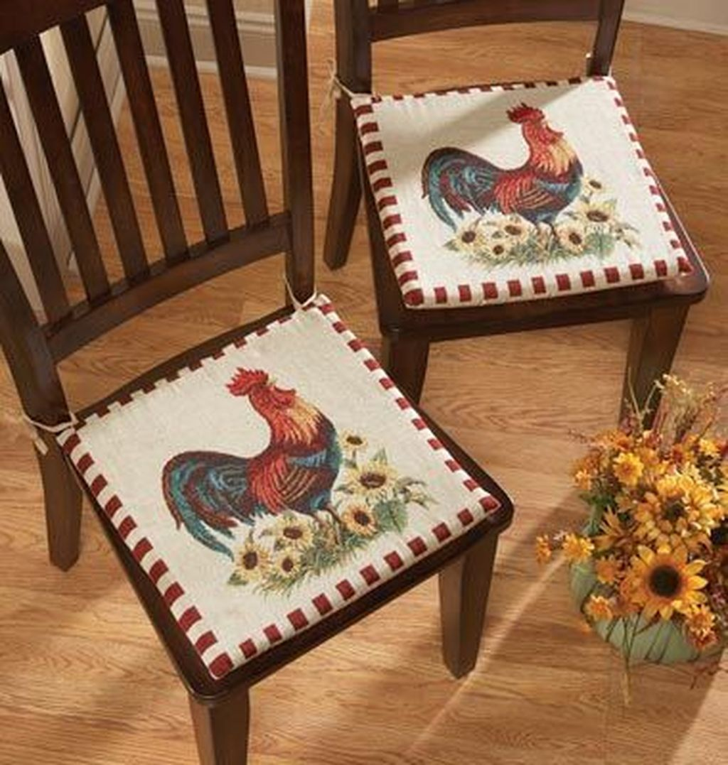 Fabulous Rooster Kitchen Decor Ideas 20