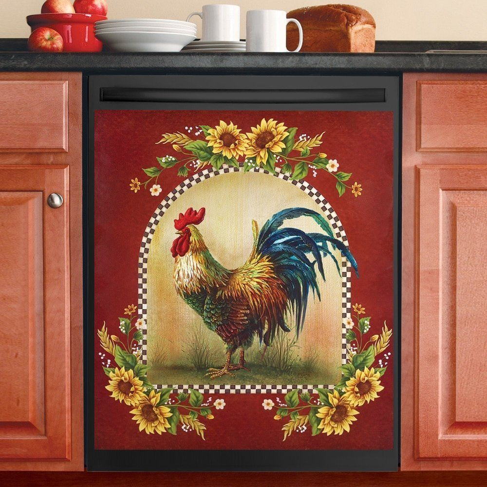 Fabulous Rooster Kitchen Decor Ideas 27