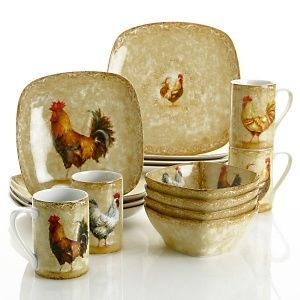 Fabulous Rooster Kitchen Decor Ideas 36
