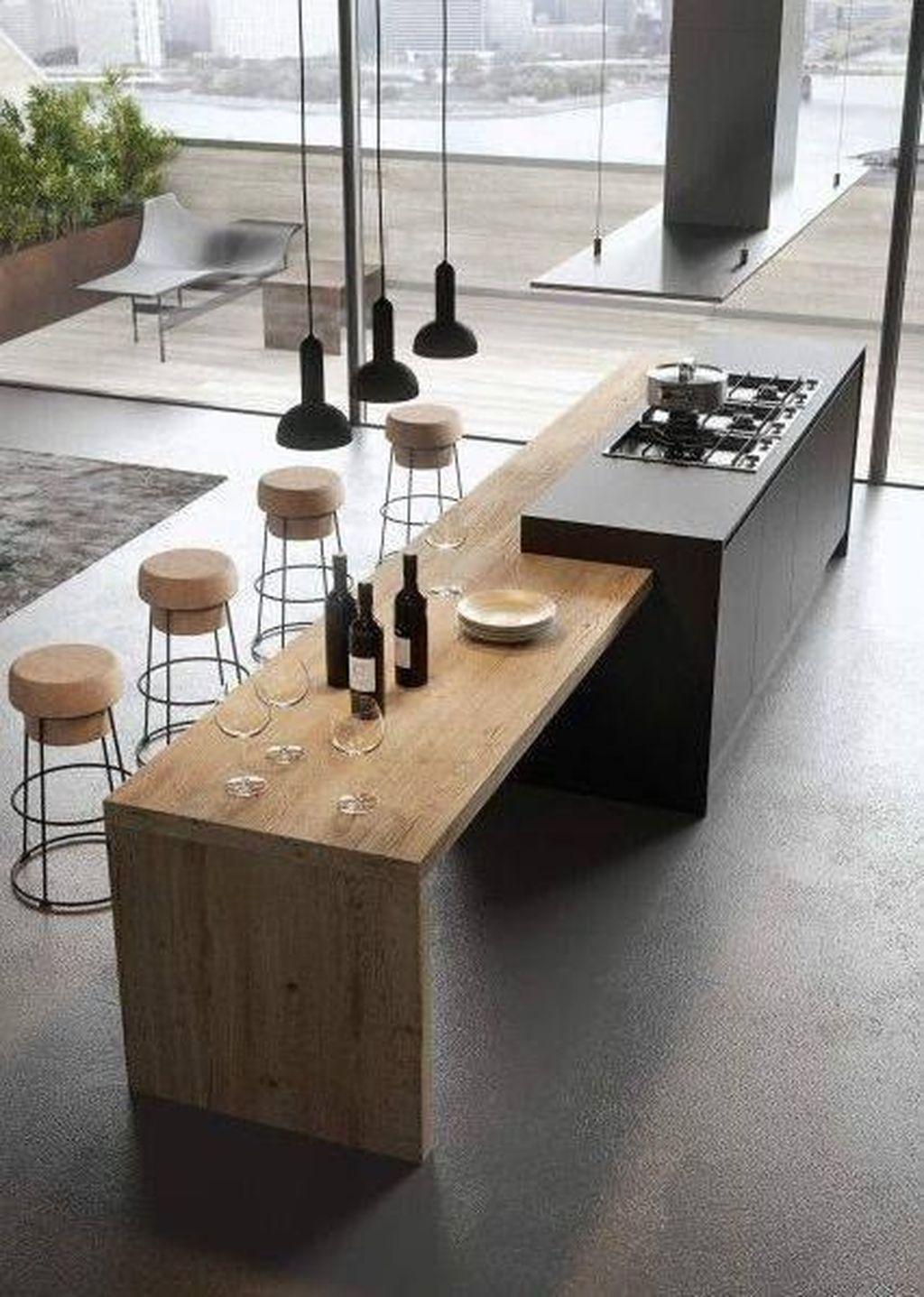 Gorgeous Modern Kitchen Design Ideas 07