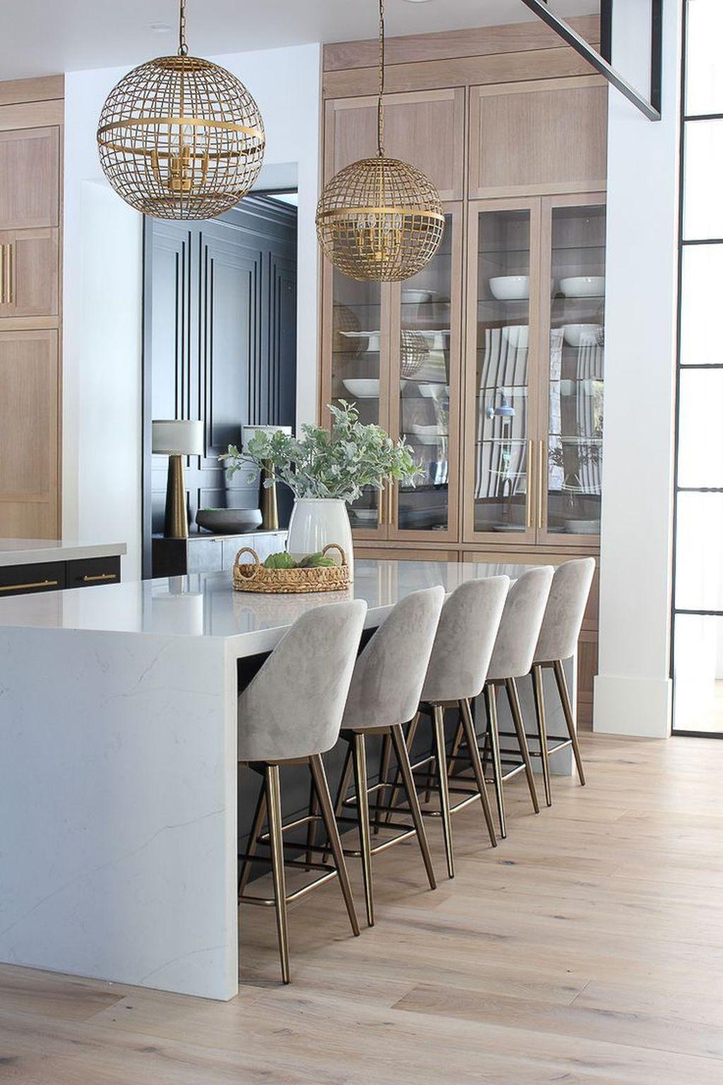 Gorgeous Modern Kitchen Design Ideas 13