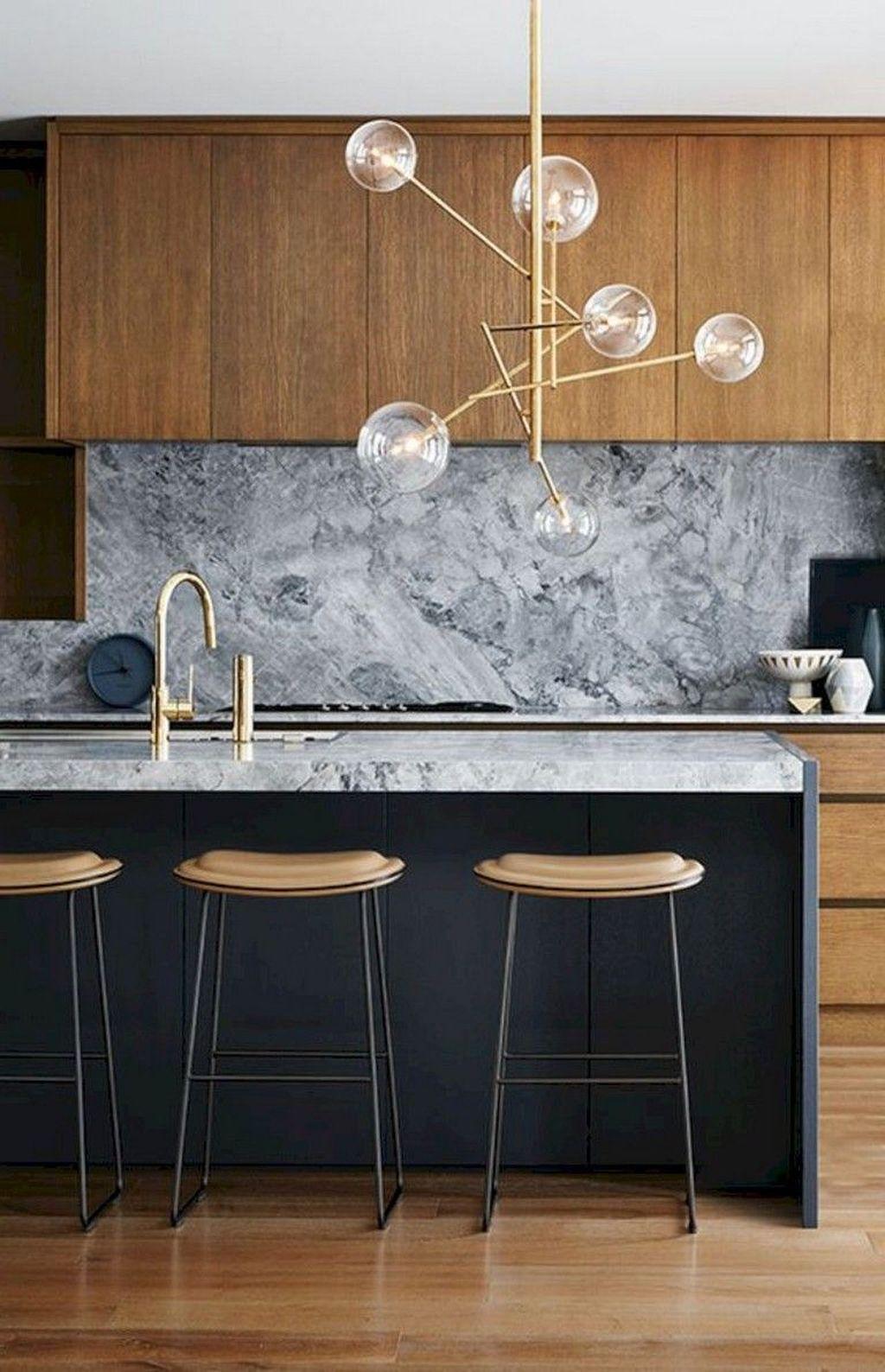 Gorgeous Modern Kitchen Design Ideas 24