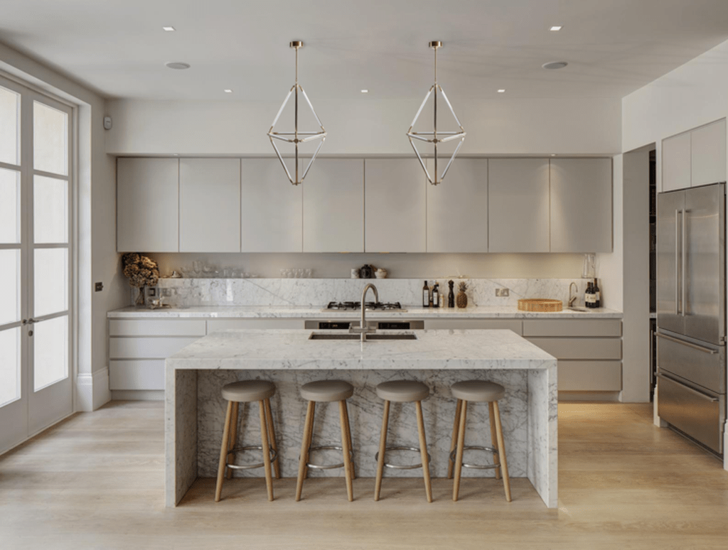 Gorgeous Modern Kitchen Design Ideas 33