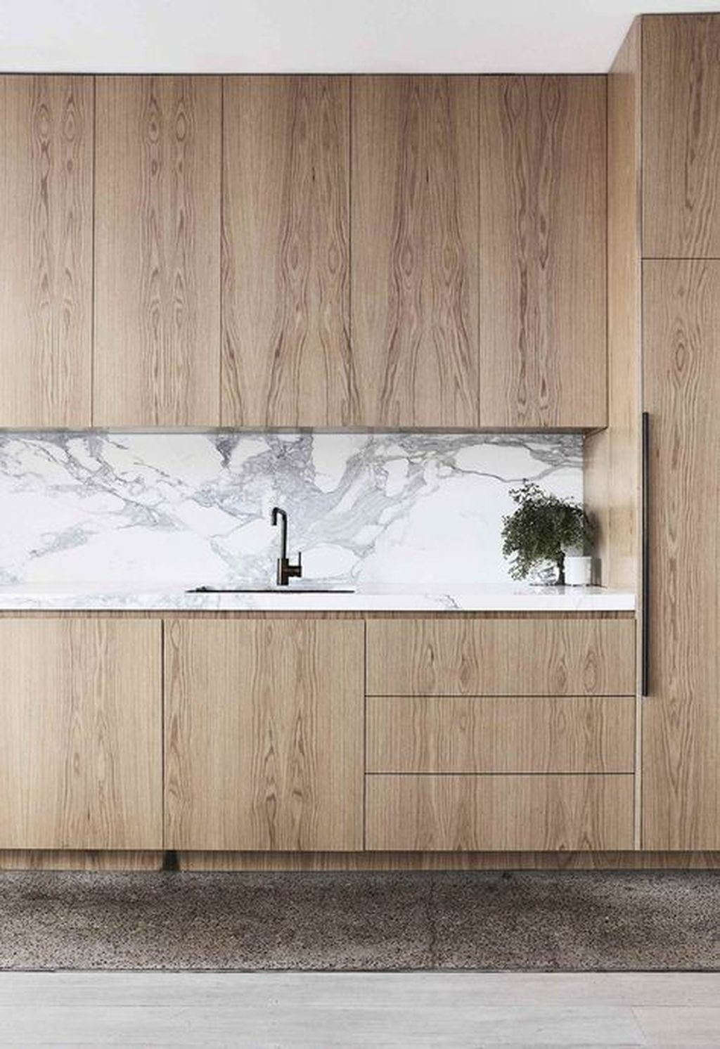 Gorgeous Modern Kitchen Design Ideas 37