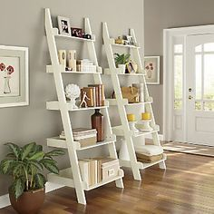 Gorgeous Vintage Ladder Decor Ideas 03