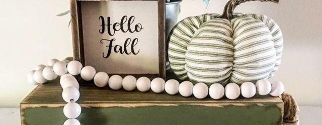 Inspiring DIY Farmhouse Home Decor Ideas 25