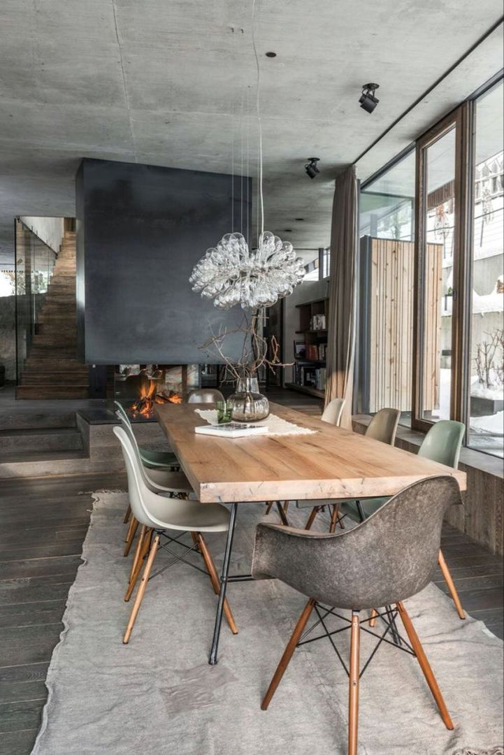 Inspiring Dining Room Design Ideas 18
