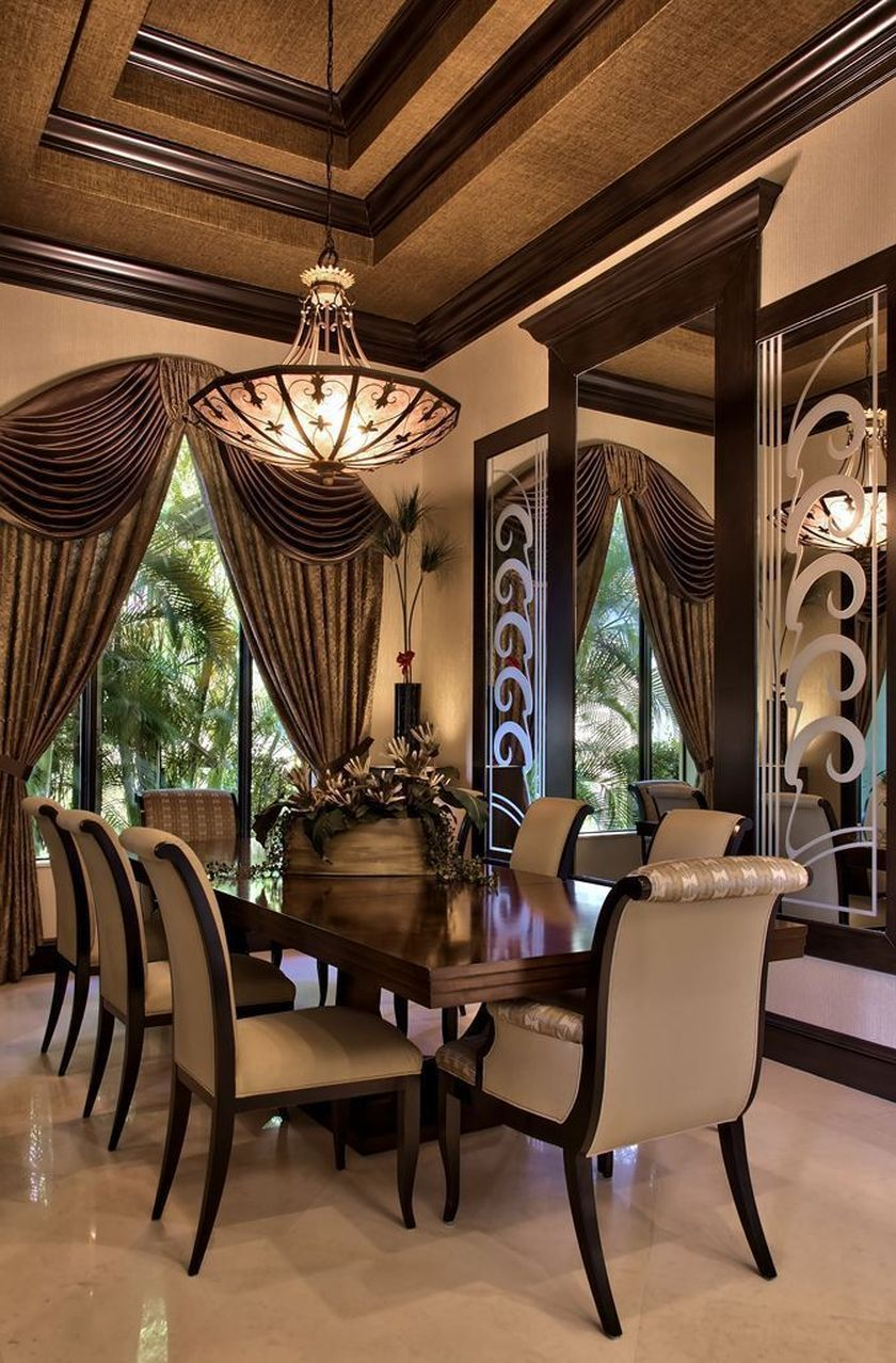 Inspiring Dining Room Design Ideas 34