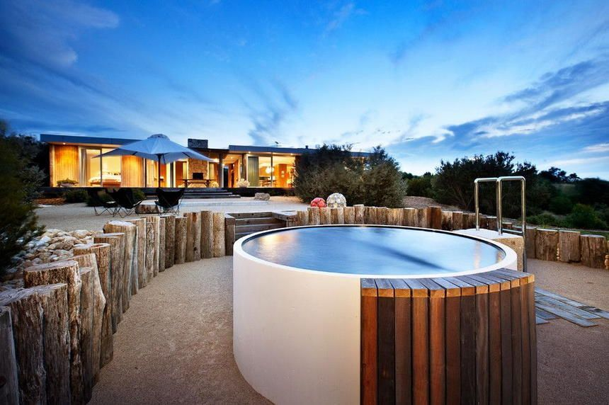 Inspiring Hot Tub Patio Design Ideas For Your Outdoor Decor 28
