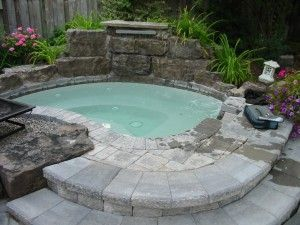 Inspiring Hot Tub Patio Design Ideas For Your Outdoor Decor 31